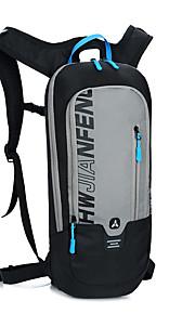 10 L Nesteytyspakkaus ja -laukku Pyöräily Reppu Backpack Ratsastus Matkailu Pyöräily Ulkoilma Vapaa-ajan urheiluVedenkestävä Heijastava