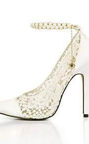 Talons féminins chaussures de club d'été wedding wedding party&Chaîne de robe de soirée