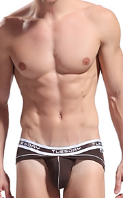 Sexy Push-Up Solid Briefs  Underwear,Bamboo Carbon Fiber