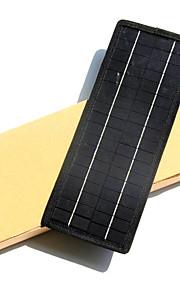 liangguang solpanel batterioplader til udendørs 4.5W 12v