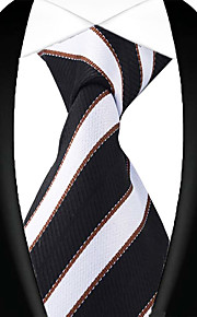 13 Kinds  Casual Men's Polyester Neck Tie Necktie for Party Business
