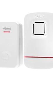 Haideman FA5-533P-R Doorbells Do Not Batteries Self-Generating Wireless Doorbells Home Pagers One-To-One Doorbells