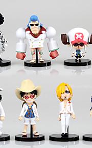 Anime Action Figurer Inspirert av One Piece Tony Tony Chopper PVC CM Modell Leker Dukke