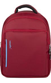 Hosen hs-325 15 tommer bærbar taske unisex nylon vandtæt åndbar skuldertaske forretningspakke til ipad computer og tablet pc