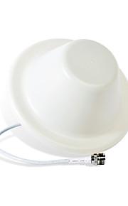 2g 3g 4g lte indoor plafond antenne 800 - 2700mhz omni interne antenne voor cdma gsm dcs pcs w-cdma mobiele telefoon signaal booster wit