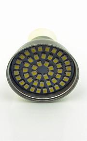 3W GU10 Spot LED 48 SMD 2835 500 lm Blanc Chaud Blanc Froid Décorative AC 12 V 1 pièce