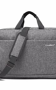 17,3 tommer business laptop multifunktionel håndtaske skuldertaske notebook taske til dell / hp / lenovo / Sony / acer / overflade mv