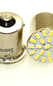 Sencart 10pcs 1156 p21w ba15s r10w 22x3014 llevó las luces indicadoras laterales auto del día de la cola de la luz corriente del coche que