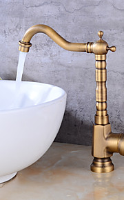 Tall / High ArcAntik Kobber , Håndvasken vandhane