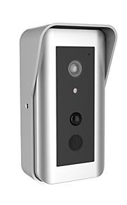 Yanse 960p smart ip wifi dørklokke med batteri hjemme system trådløs visuel intercom tyverisikring af tyverisikring (tamper app alarm)