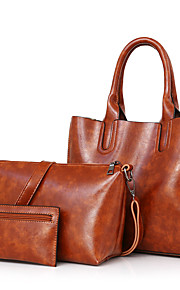 Women PU Casual Outdoor Tote