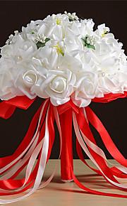 ウェディングブーケ ブーケ 結婚式 11.8inch(約30cm)