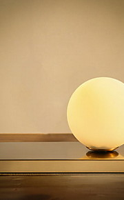 Nordic Creative Simple Glass Round Spherical Mini Lamp