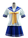 Sailor Suit Cosplay Costume Inspired by Lucky Star