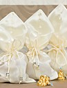 6 Piece/Set Favor Holder Satin Favor Bags Non-personalised