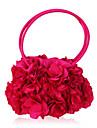 sacs a main de soiree en soie / embrayages / nouveaute et sacs poignee a son sommet