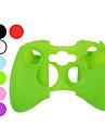 Housse en silicone de protection pour Xbox 360 Controller (couleurs assorties)