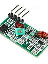 433mhz bricolage module de reception sans fil pour (pour Arduino) (vert)