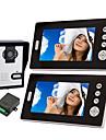 KONX® Wireless Night Vision Camera with 7 Inch Door Phone Monitor (1camera 2 monitors)