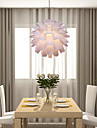 Pendant Light ,  Modern/Contemporary Globe Retro Painting Feature for Mini Style Metal Living Room Bedroom Dining Room