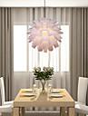40 Lampe suspendue ,  Contemporain Globe Retro Peintures Fonctionnalite for Style mini MetalSalle de sejour Chambre a coucher Salle a