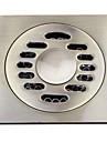 Accessoire de salle Laiton antique Laiton Finition plancher de drain-LK-1048