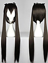 Cosplay Wig Inspired by K-On! Nakano Azusa Black