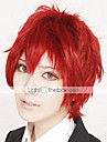 Sasori rouge perruque cosplay