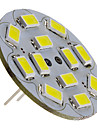 Spot Lampen G4 6 W 570 LM 6000K K 12 SMD 5730 Natuerliches Weiss DC 12 V