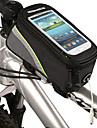 ROSWHEEL® cykel~~POS=TRUNCVäska till cykelramen Vattentät / Vattentät dragkedja Cykelväska Vattentätt material / Duk Pyöräilylaukku