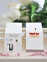 Carton Decoratiuni nunta-25Piesă/Set Personalizat Chibritele nu sunt incluse.