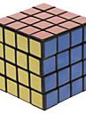 Shengshou® Cube de vitesse lisse 4*4*4 Vitesse Cubes magiques Noir ABS