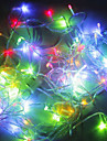 100 LED 10M Decorations de Noel cordes LED RGB