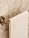 Antique Classical Brass Material Single Towel Bar