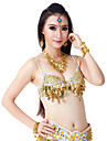 Belly Dance Tops Women\'s Training Polyester Beading / Sequins