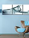 Toiles tendues Art Moderne Salut Set de 3