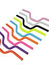 Velo Guidon Velo de Route / Velo a Pignon Fixe / Motocross Jaune / Blanc / Rouge / Rose / Noir / Bleu / Violet / Orangeen alliage