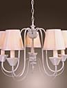 OWATONNA - Lampadario moderno con 5 lampadine
