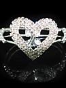 Women\'s Cuff Bracelet Alloy Rhinestone