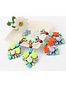 Women\'s Fashion Colorful Gemstone Studs