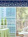 Land Fancy Classic Flower Kluster fönsterfilm