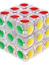 cubul lui Rubik Cub Viteză lină 3*3*3 Viteză nivel profesional Cuburi Magice