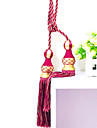 Style moderne Polyester Tassel (une paire)