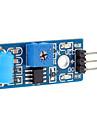 100% Ny Normalt Stängd Typ Alarm Vibration Sensor Module Induktion Modul Vibration Switch Sw-420