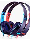 M2 Vikbar Over-Ear hörlurar med mikrofon (blandade färger)