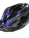 Casque Velo (Noir / Bleu , PC / EPS)-de Femme / Homme / Unisexe - Cyclisme / Cyclisme en Montagne / Cyclisme sur Route / Cyclotourisme