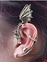 Fashion (Dragon  Shape)  Alloy Ear Cuffs(Gold,Silver) (1 Pc)