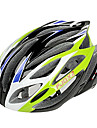 FJQXZ Dam Herr Unisex Cykel Hjälm 21 Ventiler Cykelsport Cykling Vägcykling Medium: 55-59cm; Large: 59-63cm; PC eps Grön