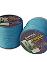 500M / 550 Yards PE Braided Line / Dyneema / Superline Fishing Line Blue 10LB / 12LB / 15LB / 18LB 0.1,0.12,0.14,0.16 mm ForSea Fishing /