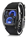 Men\'s Watch Sports Speedometer Style LED Digital